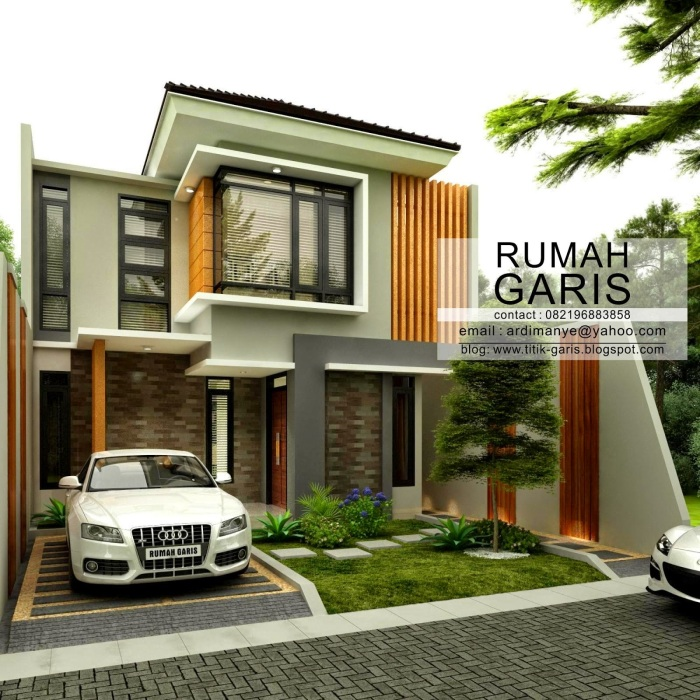 rumah minimalis 9 x 10